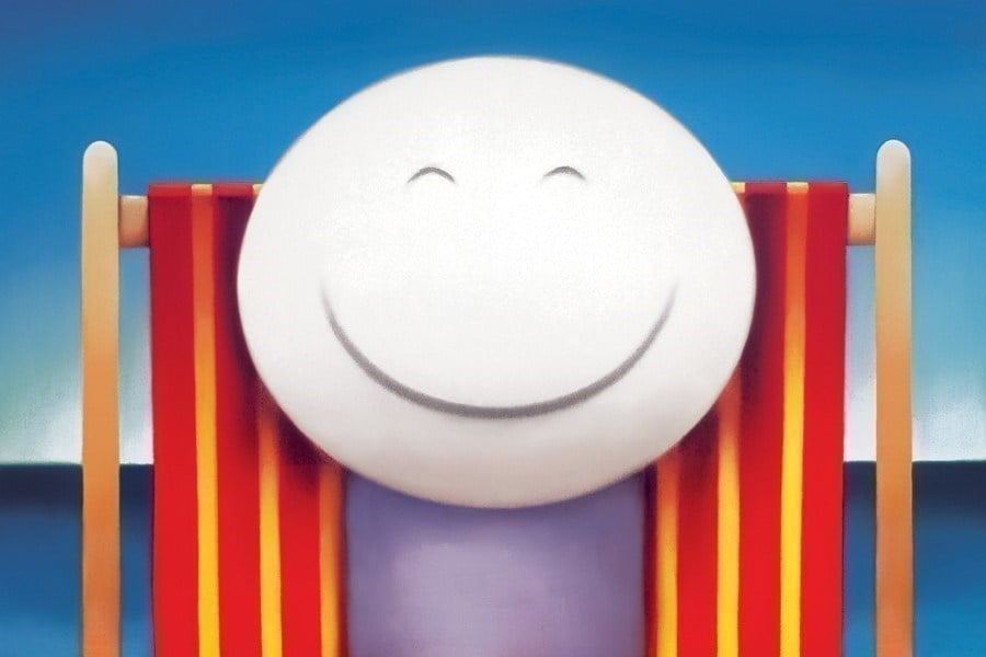 Summer Smiles ~ Doug Hyde