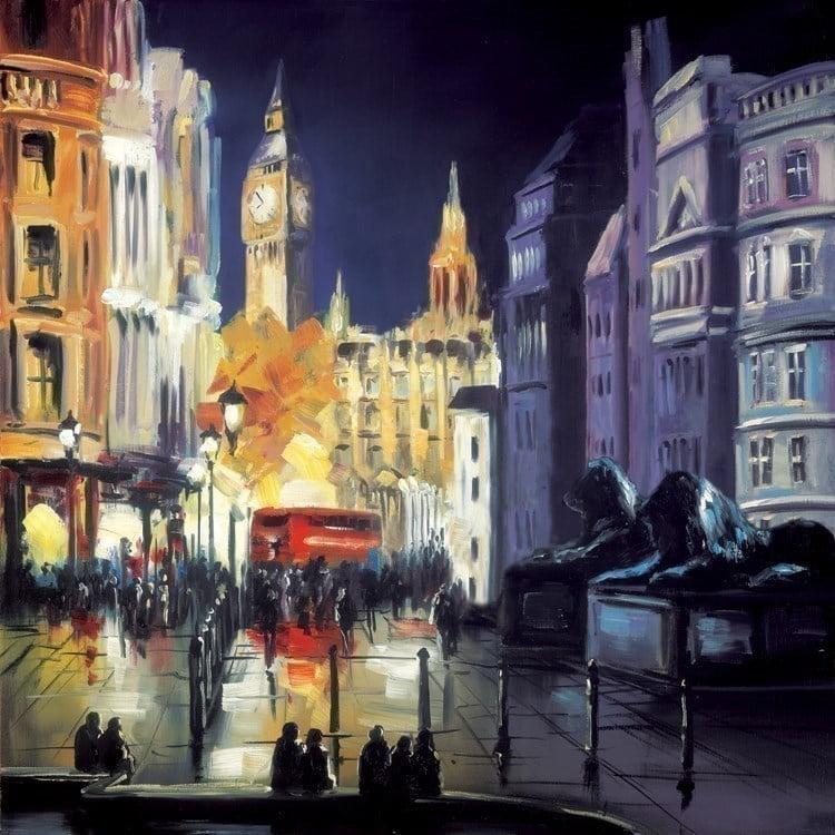 Ambient city iv ~ Csilla Orban