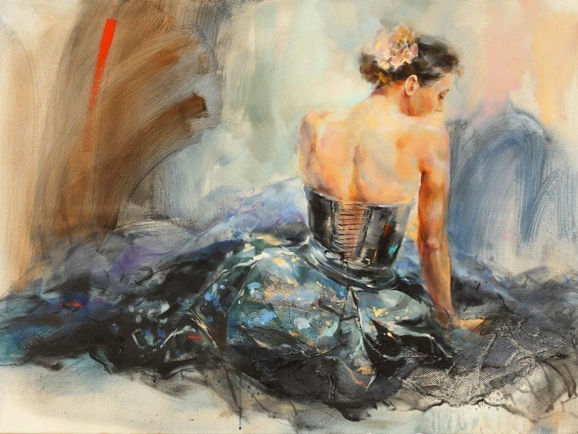 Blue sky ~ Anna Razumovskaya