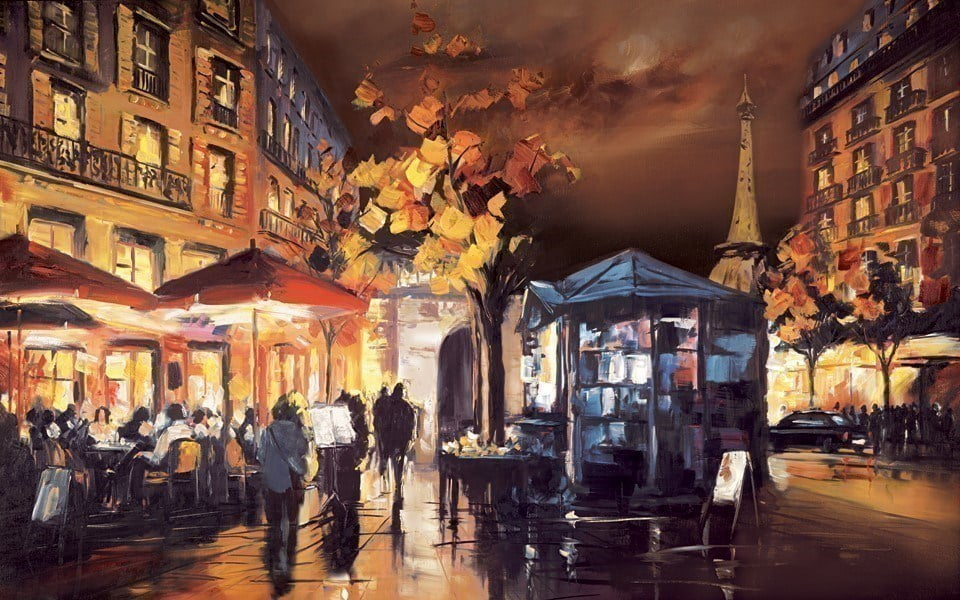 City of Romance ~ Csilla Orban