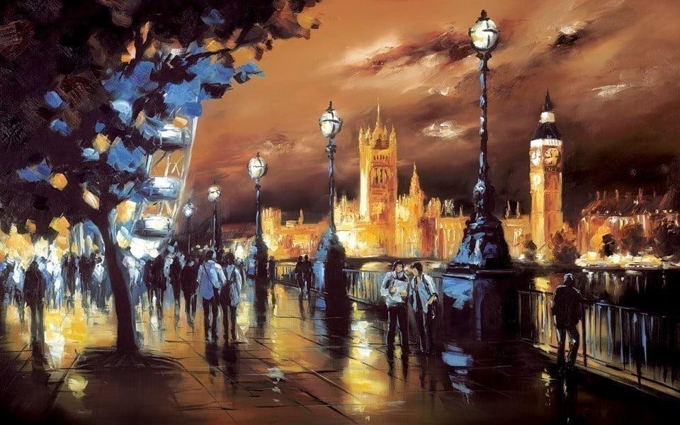 City of light ~ Csilla Orban
