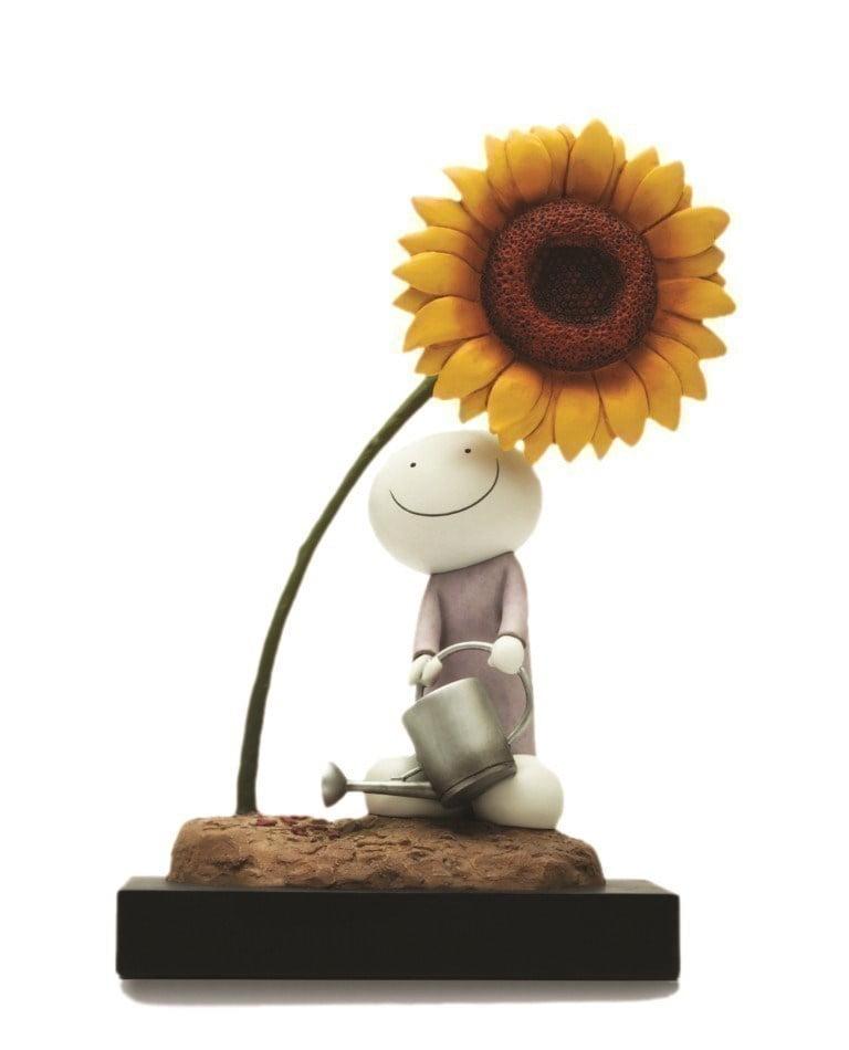 Flower power (sculpture) ~ Doug Hyde