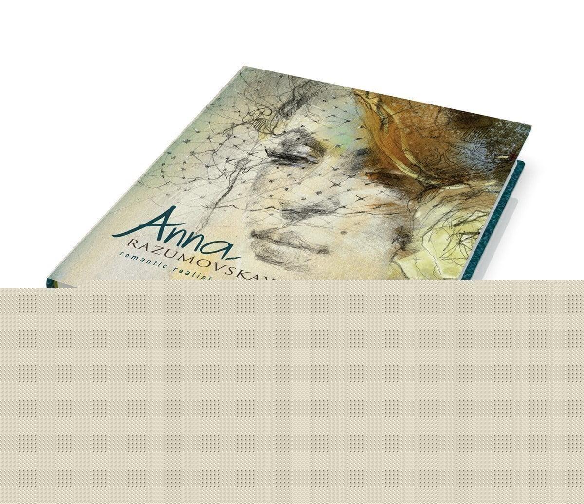 Romantic Realist (Book) ~ Anna Razumovskaya