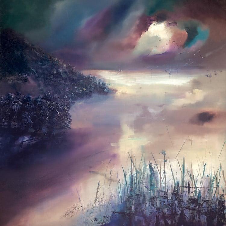 Sunlit Reflections I ~ Julie Ann Scott