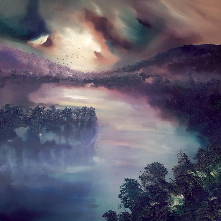 Sunlit Reflections II ~ Julie Ann Scott