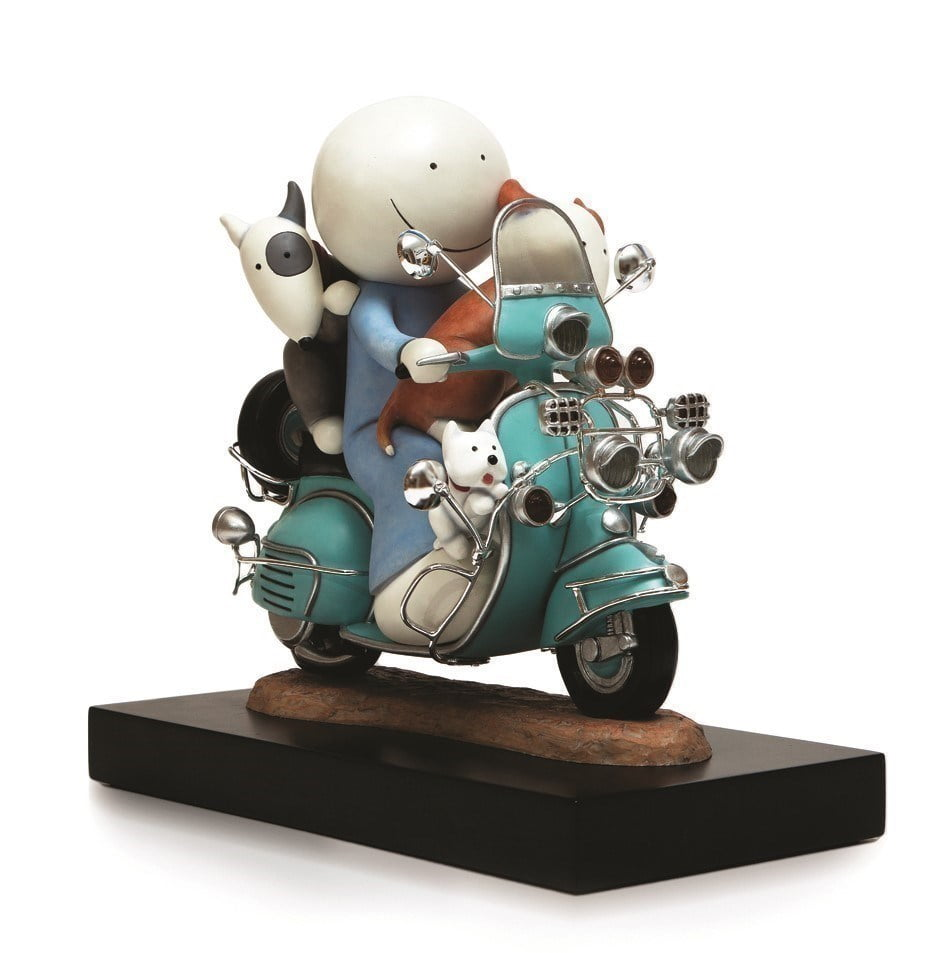 The Modfather (Sculpture) ~ Doug Hyde