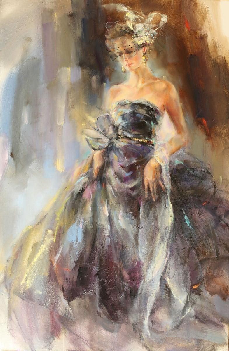 Sound of Time (Deluxe Canvas) ~ Anna Razumovskaya