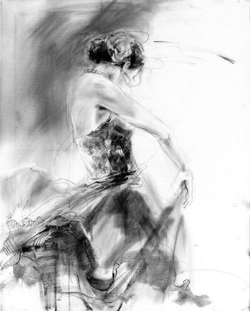 Pale beauty ii ~ Anna Razumovskaya