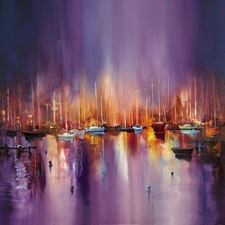 Radiant bay i ~ Philip Gray