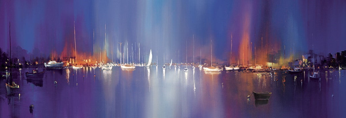 Radiant bay iii ~ Philip Gray