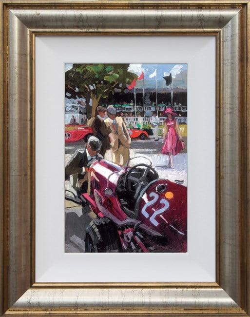 Race day racer ~ Sherree Valentine Daines