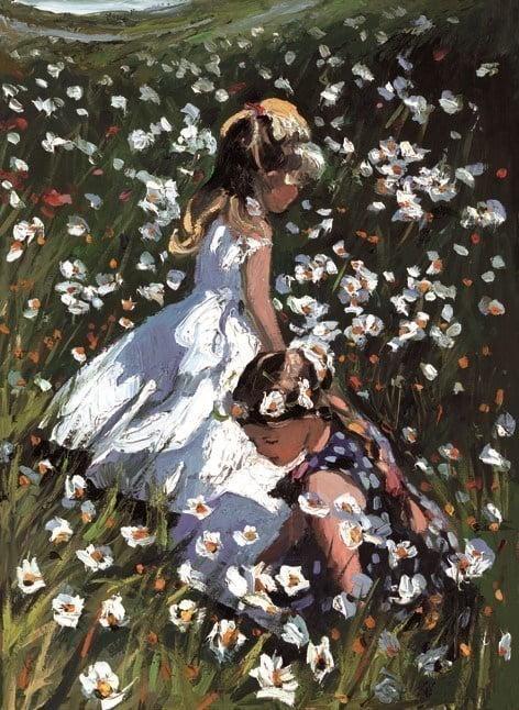 Daisy Field ~ Sherree Valentine Daines