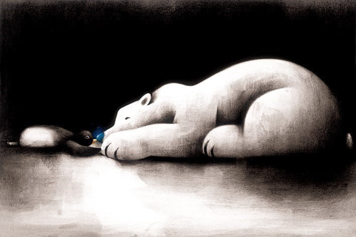 Little and Large ~ Doug Hyde