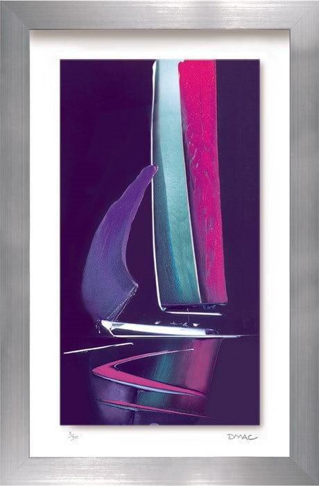 Moonlit sails ii ~ Duncan MacGregor
