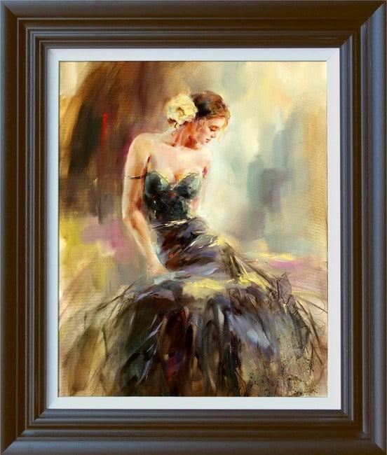 Pale beauty ~ Anna Razumovskaya