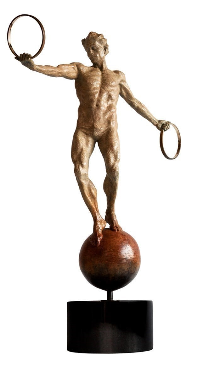 Endeavour (Bronze) ~ Carl Payne