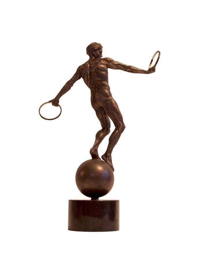 Endeavour (bronze resin) ~ Carl Payne