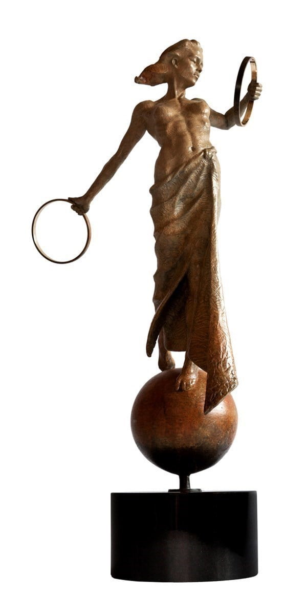 Victory (bronze) ~ Carl Payne
