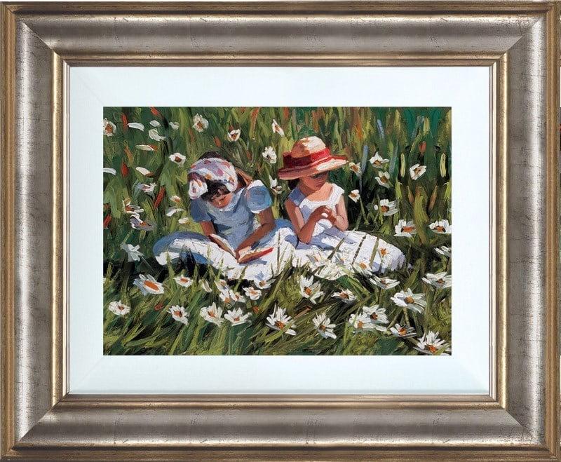 Daisy meadow ~ Sherree Valentine Daines