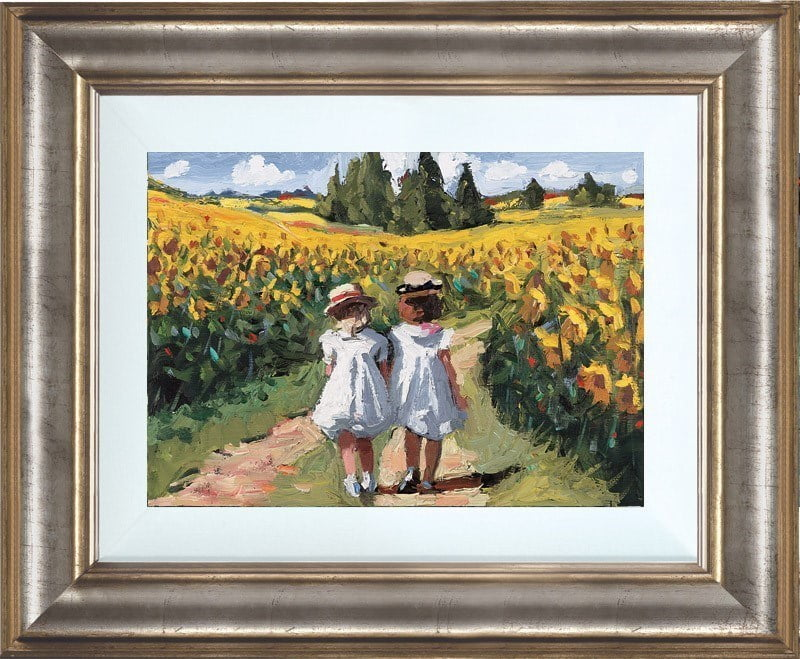 Field of sunflowers ~ Sherree Valentine Daines