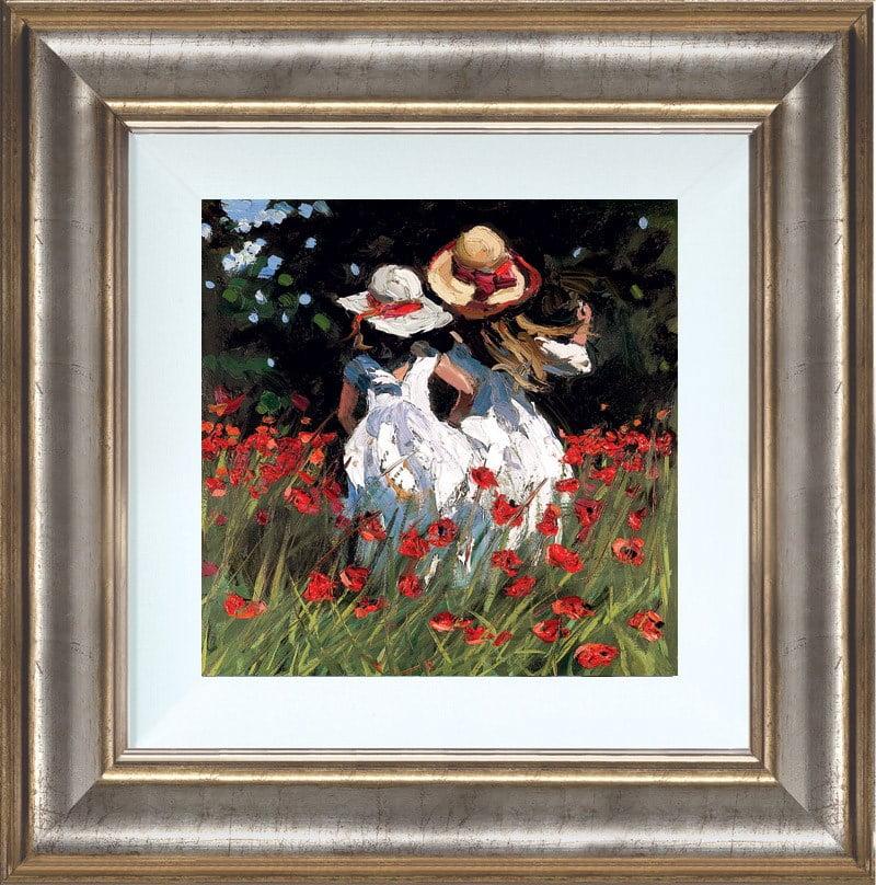 Summer poppies ~ Sherree Valentine Daines