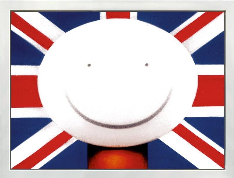 Best of british (box canvas) ~ Doug Hyde