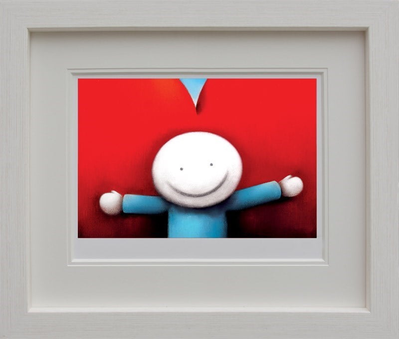 I love you this much ~ Doug Hyde