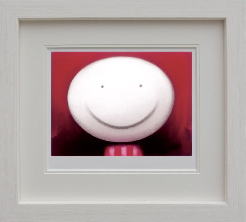In the pink ~ Doug Hyde