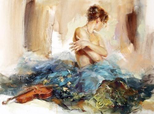 Prelude ~ Anna Razumovskaya