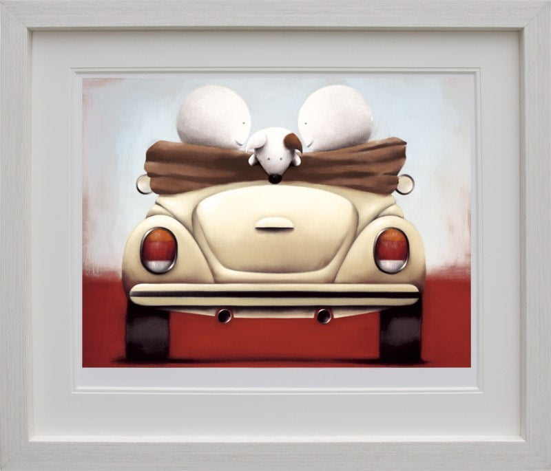 Sunday driver ~ Doug Hyde