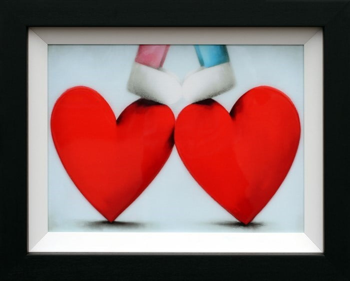 Two hearts are better than one ~ Doug Hyde