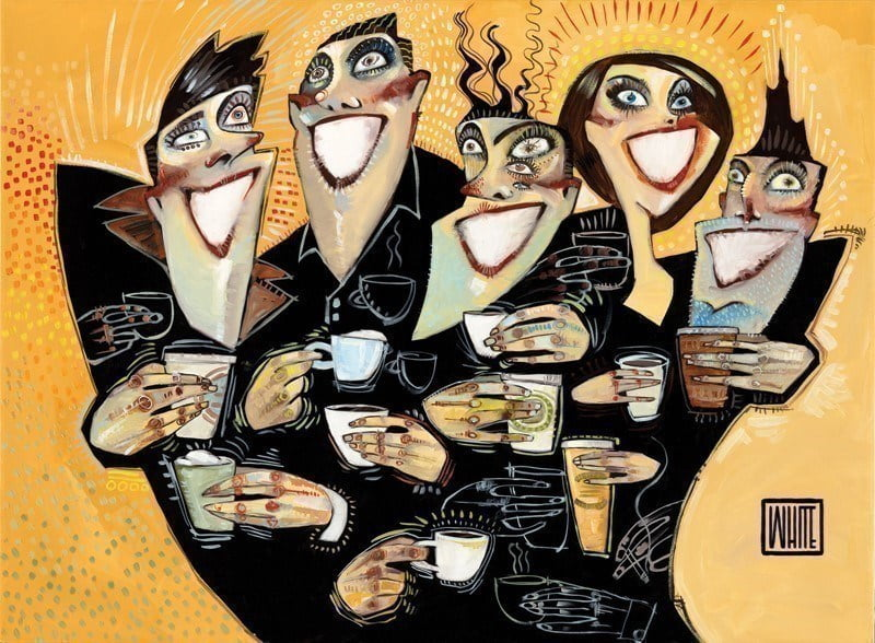 Caffeine ~ Todd White