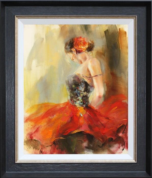 Samba rouge iii ~ Anna Razumovskaya