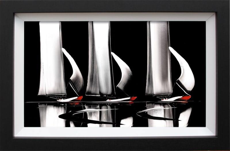 Starlit sails iii ~ Duncan MacGregor