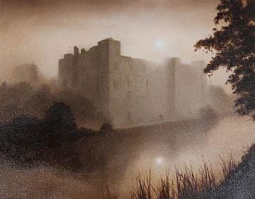 Impressions of Newark Castle ~ John Waterhouse