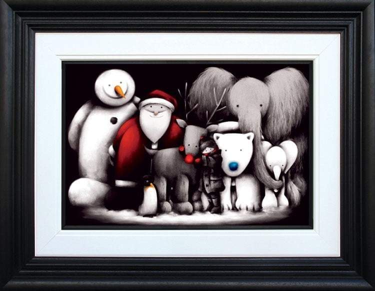 Friends reunited ~ Doug Hyde