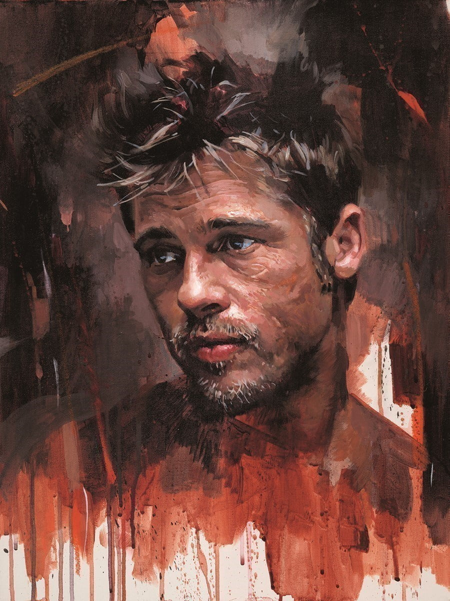 Brad Pitt ~ Zinsky