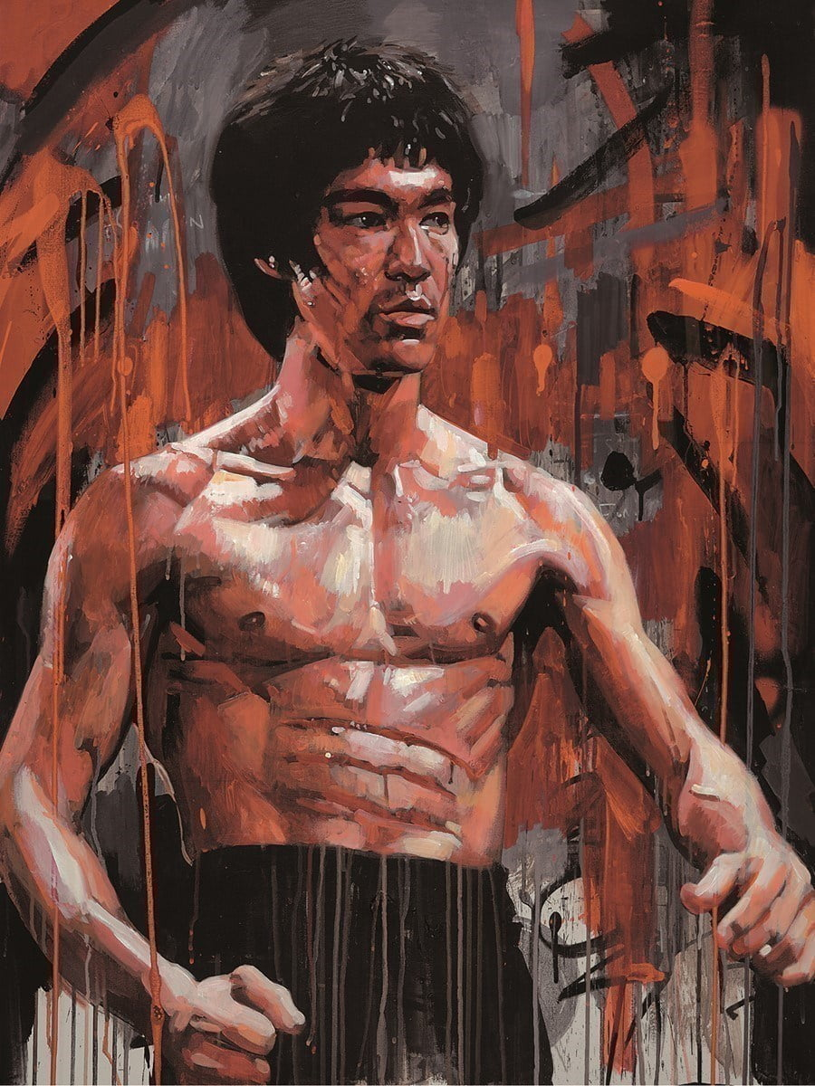Bruce Lee ~ Zinsky