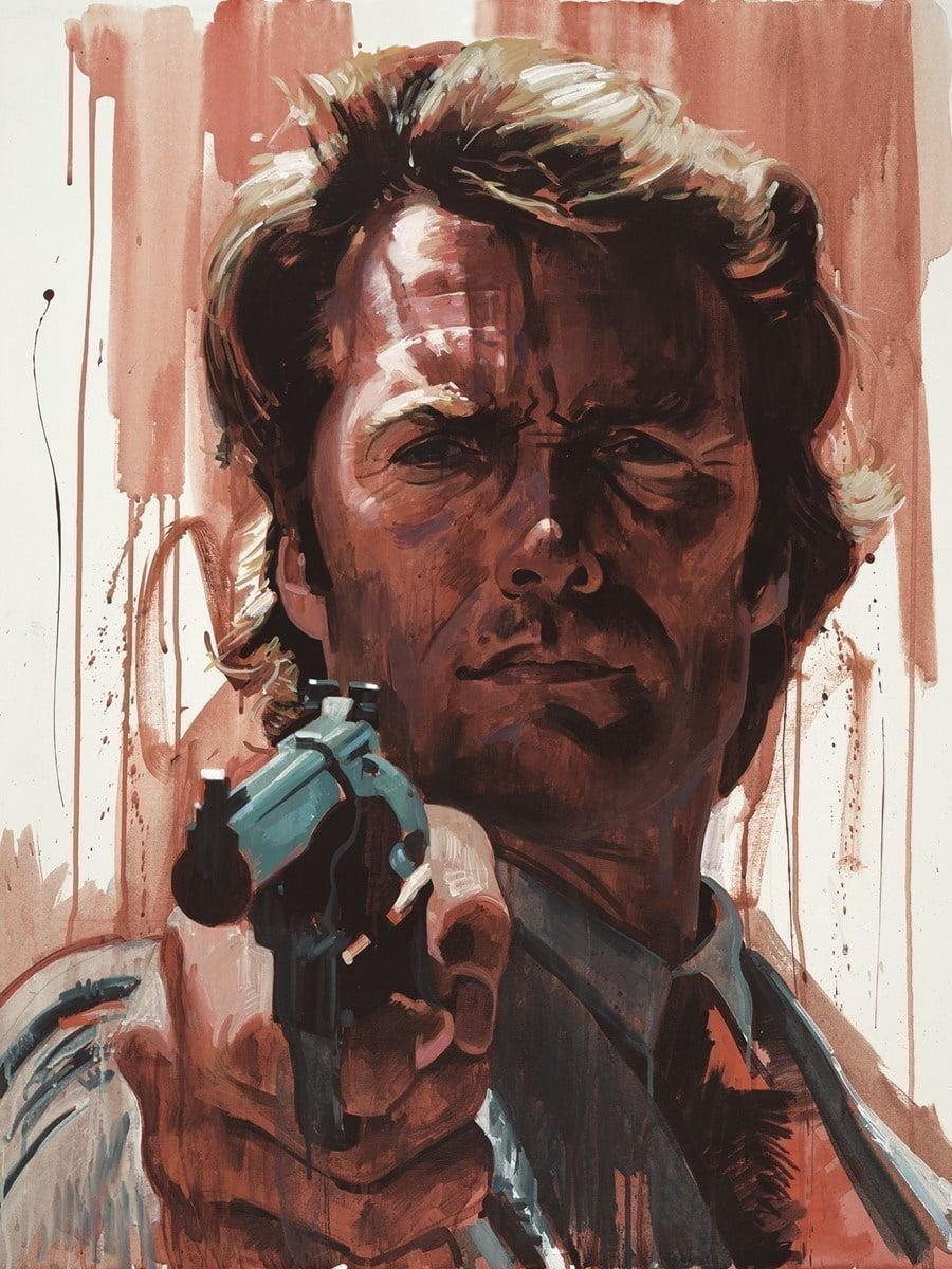 Clint Eastwood ~ Zinsky