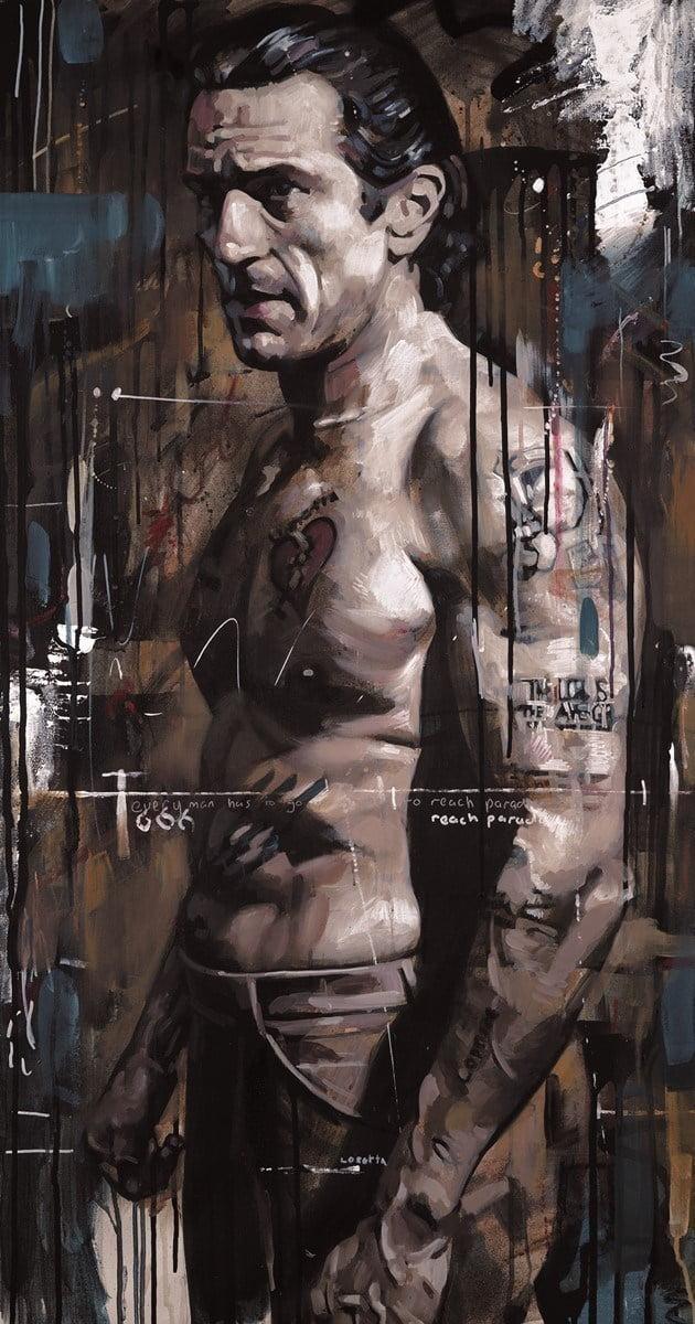 Robert DeNiro ~ Zinsky