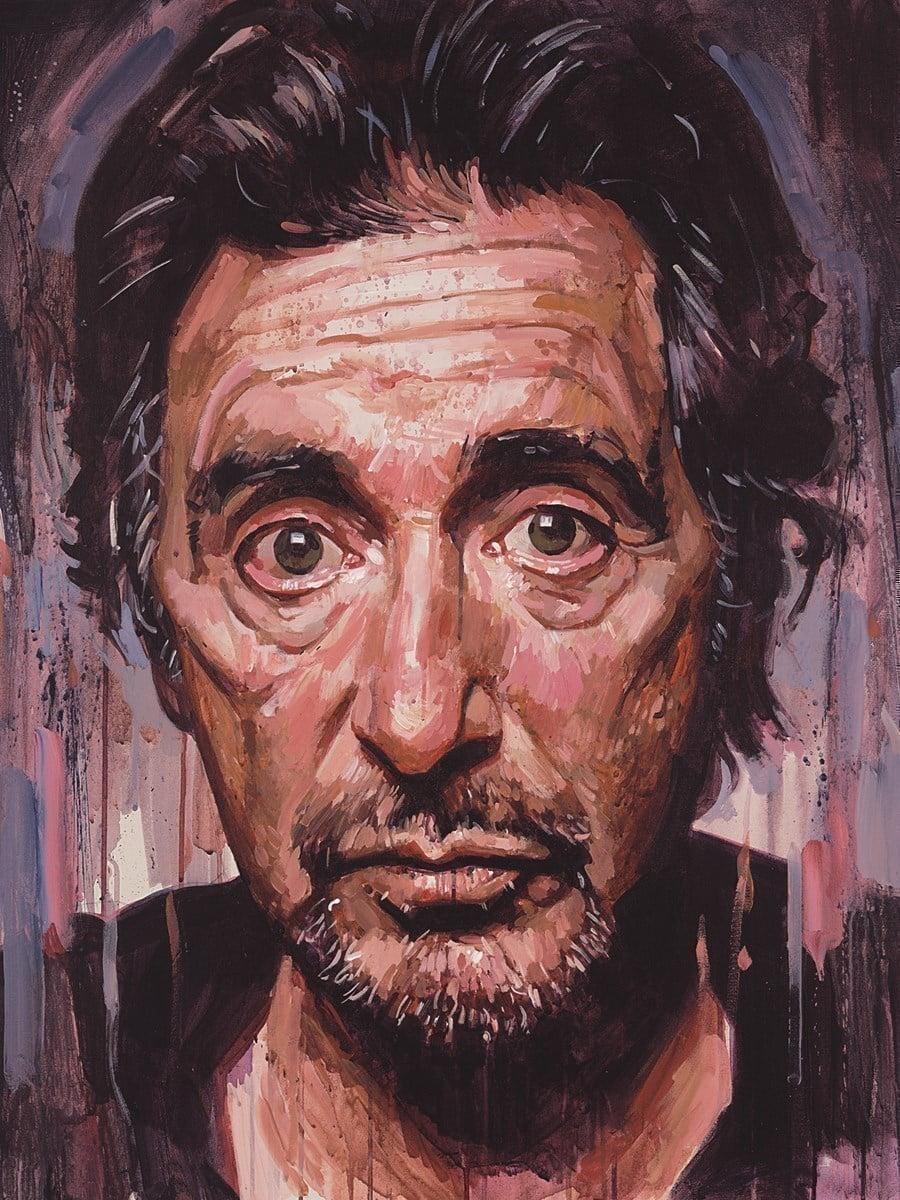 Al Pacino II ~ Zinsky