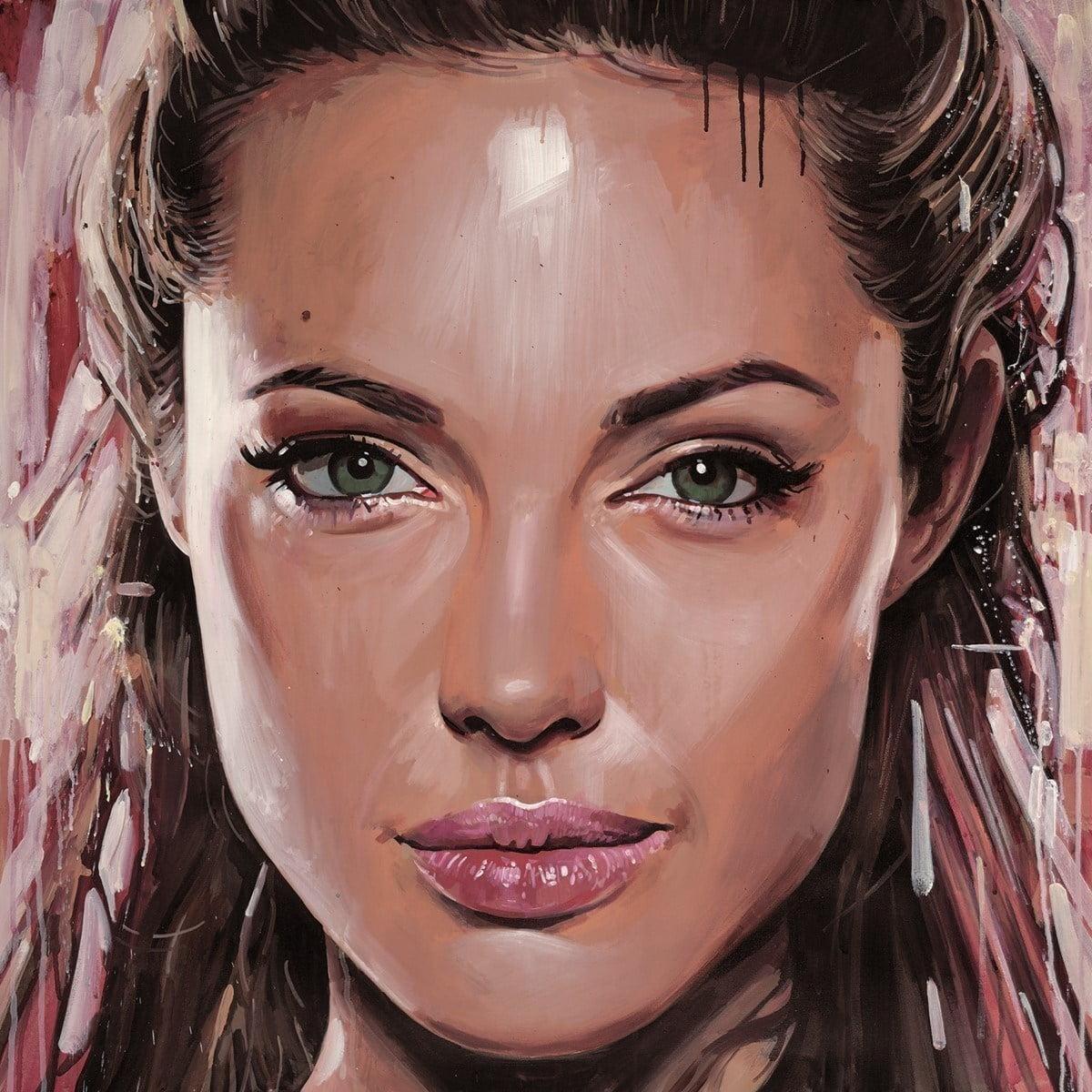 Angelina Jolie ~ Zinsky