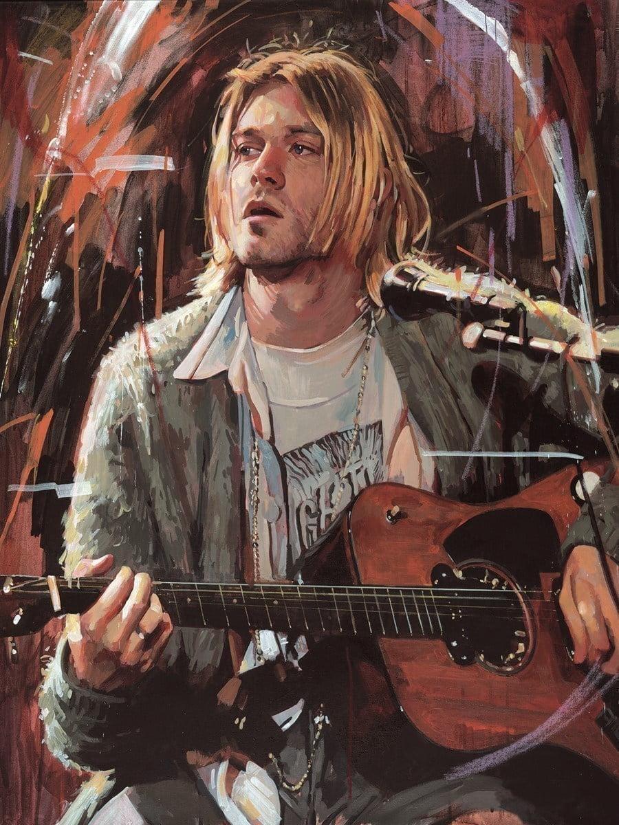 Kurt Cobain ~ Zinsky