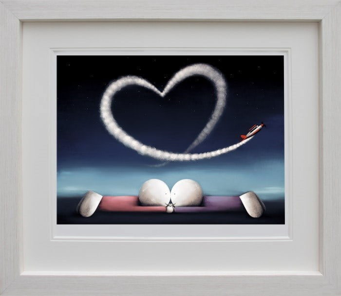 Love lifts us up ~ Doug Hyde