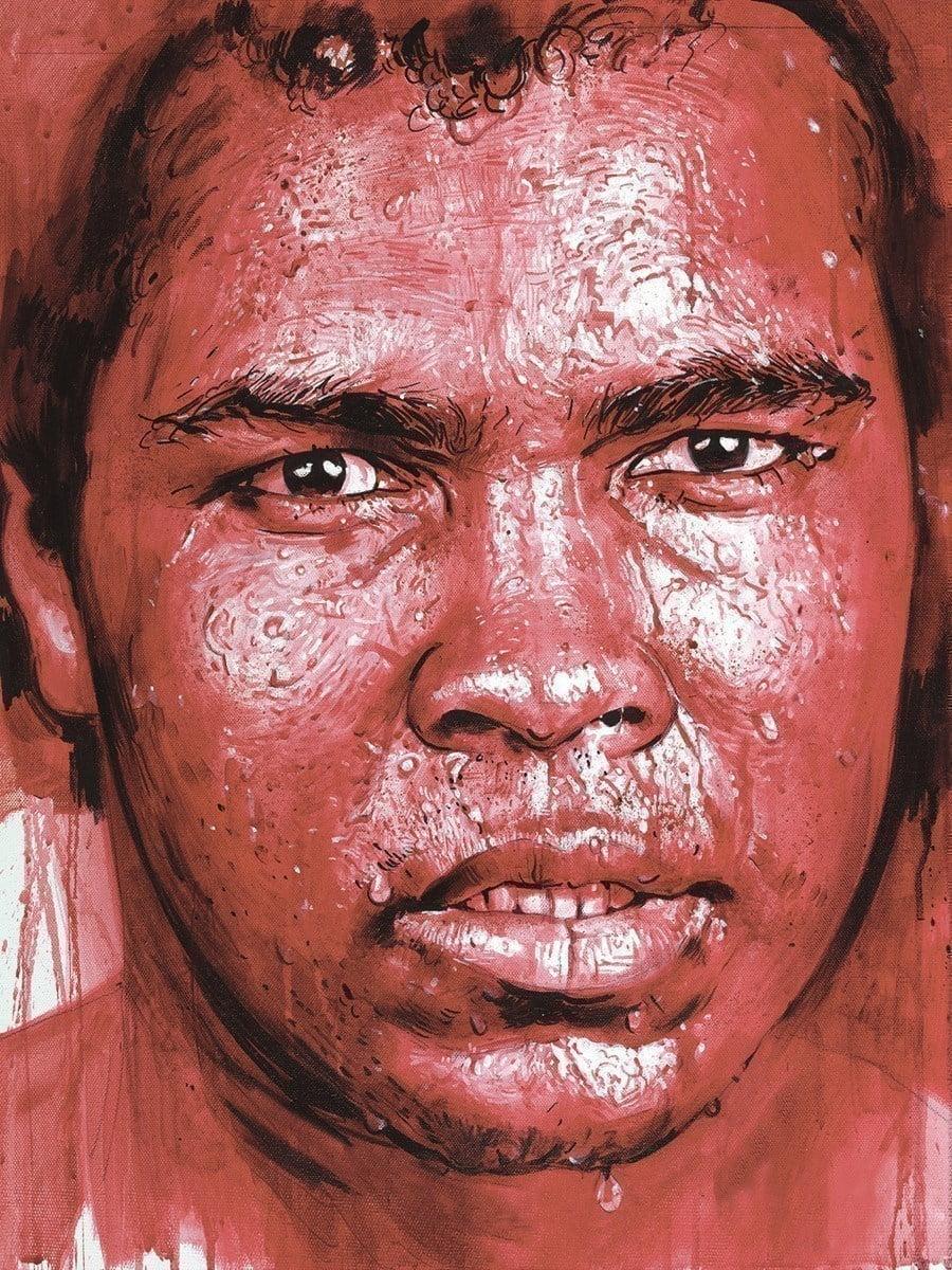 Muhammad Ali ~ Zinsky