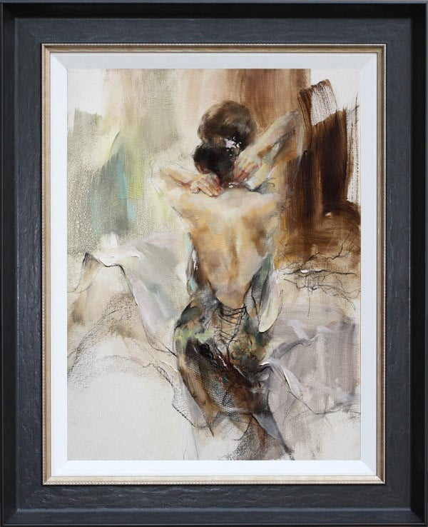 Sweet surrender ~ Anna Razumovskaya