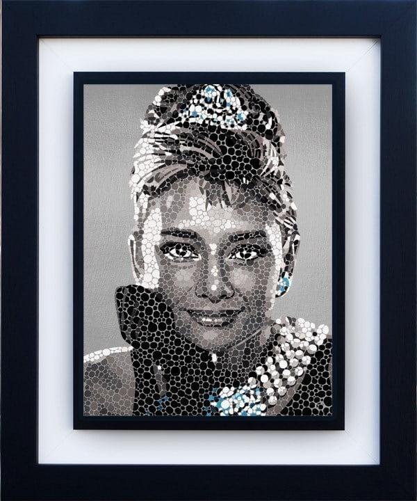 Audrey hepburn - the fair lady ~ Paul Normansell