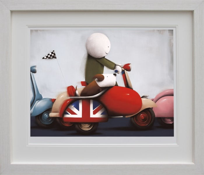 By Your Side  (Paper) ~ Doug Hyde