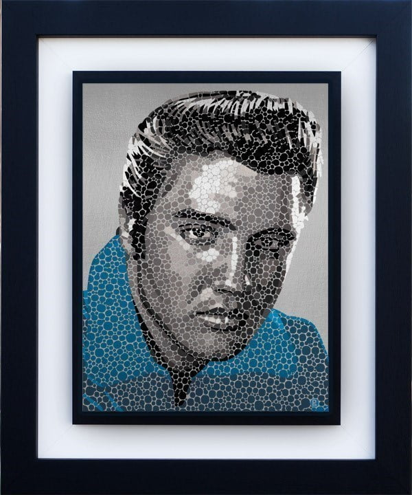 Elvis - The King ~ Paul Normansell