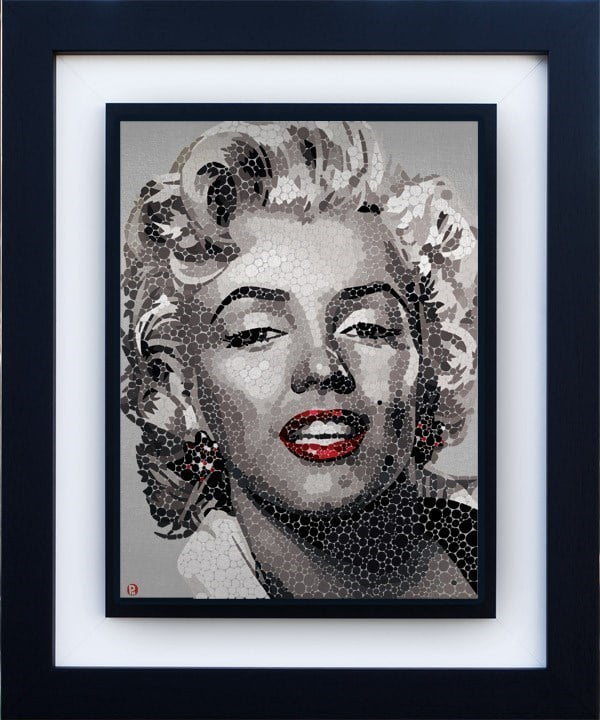 Marilyn - The Blonde ~ Paul Normansell